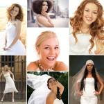 Verschillende bruiden